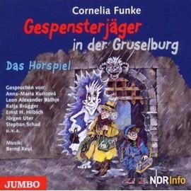 Gespensterj�ger 03 In Der Gruselburg de Cornelia Funke