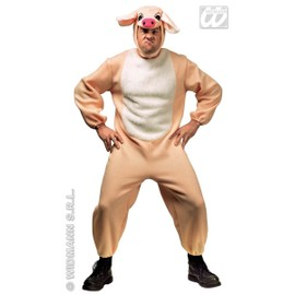 Costume Cochon Carnaval - Taille L - 50943