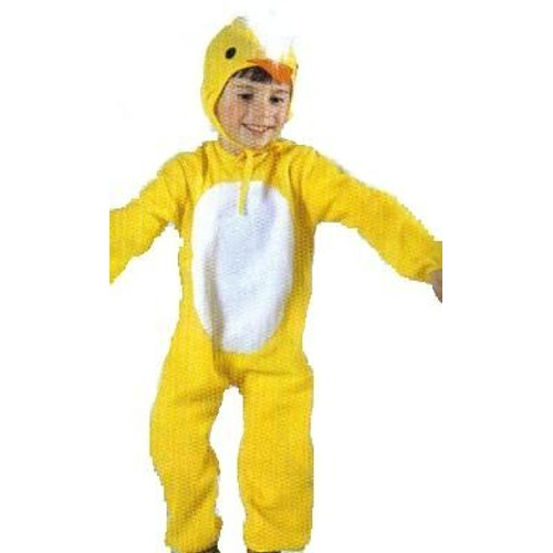 costume deguisement enfant animal canard poussin poule combinaison avec coiffe taille 2 3 ans ou. Black Bedroom Furniture Sets. Home Design Ideas