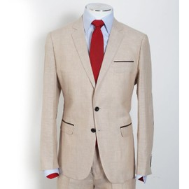 costume elim costume mariage beige costume homme beige costume d tente costume 2 pi ces. Black Bedroom Furniture Sets. Home Design Ideas