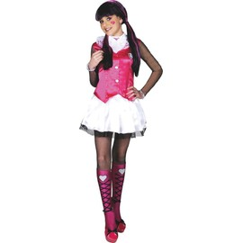 Costume Licence Monster High Draculaura 10 A 12 Ans