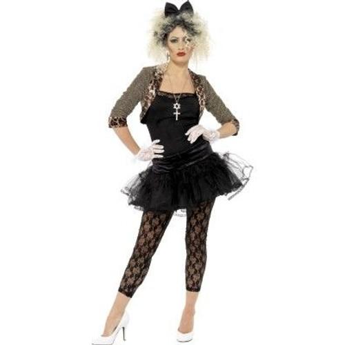 costume madonna l femme d guisement adulte chanteuse star. Black Bedroom Furniture Sets. Home Design Ideas