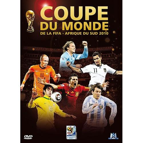 Coupe du monde de la fifa afrique du sud 2010 dvd zone 2 - Coupe du monde foot afrique du sud ...