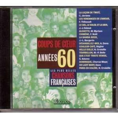 Coups de coeur ann es 60 69 cd album - Serie les annees coup de coeur ...