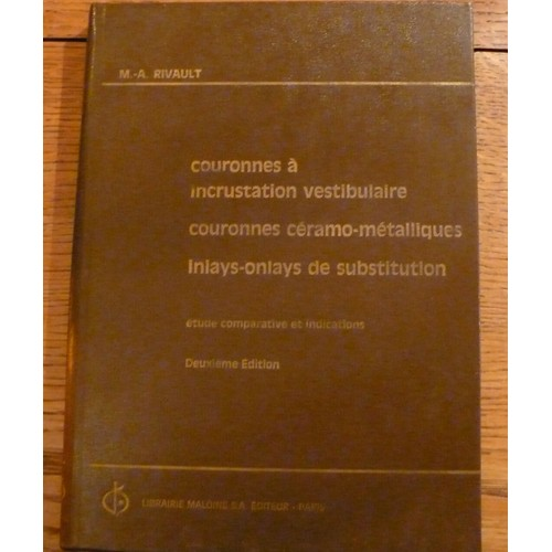 A Incrustation Vestibulaire Couronnes Ceramo Metalliques Inlay Decorative Wood Liques Ebay