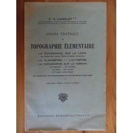 Topographie elementaire