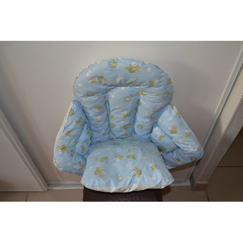 coussin chaise haute b b pas cher achat et vente priceminister rakuten. Black Bedroom Furniture Sets. Home Design Ideas