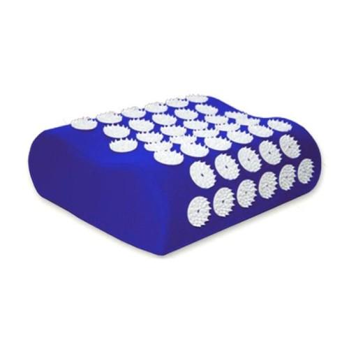 Coussin d acupression shanti bleu 23x23cm pas cher rakuten - Tapis d acupression shanti ...