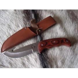 Couteau De Chasse Avec �tui Cuir