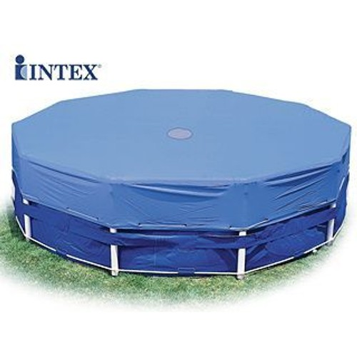 Couverture protection intex piscine tubulaire pas cher for Protection piscine prix