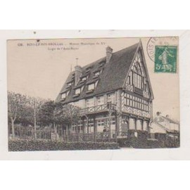 Cp2420 bois le roi brolle maison du xv achat et vente for Achat maison bois le roi