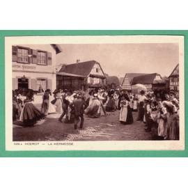 Cpa Hoerdt - La Kermesse