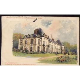 Cpa - Rueil - Ch�teau Et Mus�e De La Malmaison