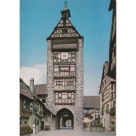 Cpm - 68340 - N� 0211 - Riquewihr - Le Dolder