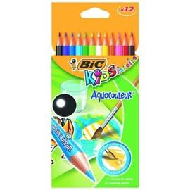 crayon de couleur aquarellable