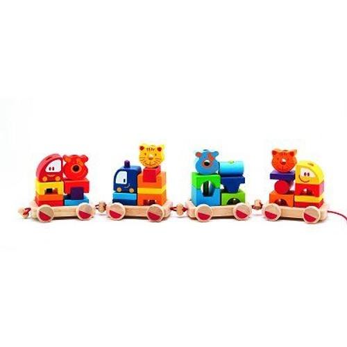 cubes cr aroule mon petit train achat vente de jouet rakuten. Black Bedroom Furniture Sets. Home Design Ideas