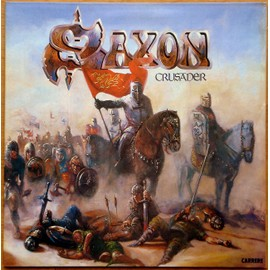 Crusader - Saxon