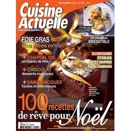 Cuisine actuelle hors s rie 101 100 recettes pour no l calendrier 2013 - Cuisine actuelle hors serie ...