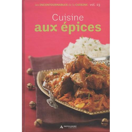 Cuisine aux epices de guy martin format cartonn for Epices de cuisine
