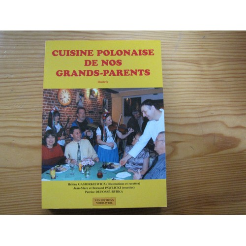 Cuisine polonaise de nos grands parents de h l ne for Cuisine polonaise