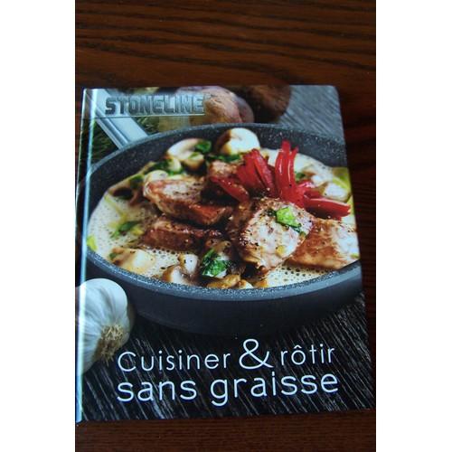 Cuisiner et r tir sans graisse de stoneline - Cuisiner sans graisse ...