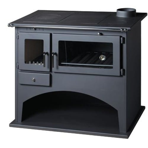 cuisini re bois viki 10 5kw 12 5kw pas cher priceminister. Black Bedroom Furniture Sets. Home Design Ideas