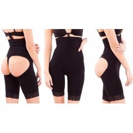 Culotte Fausses Fesses Femme Sexy Slip Push Up Prothese Fessier Ventre Plat  Slim 987d74617db