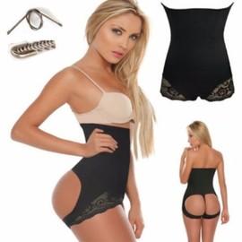 Culotte Fausses Fesses Ventre Plat Femme Sexy Slip Push Up Prothese Fessier 5f0107ce3b8