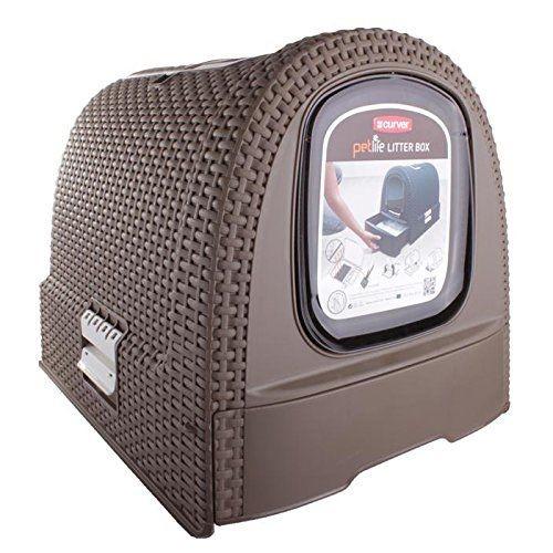 maison de toilette pour chat moka achat et vente rakuten. Black Bedroom Furniture Sets. Home Design Ideas