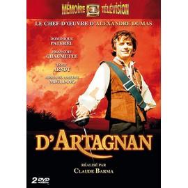 D'artagnan de Claude Barma