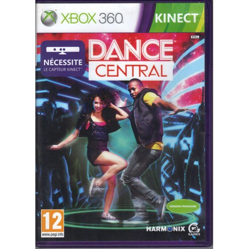 dance central xbox360 kinect achat et vente priceminister rakuten. Black Bedroom Furniture Sets. Home Design Ideas