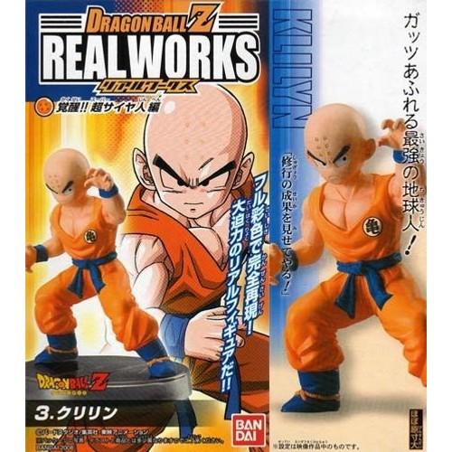 figurine dragon ball z real works