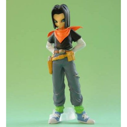 figurine c17 dragon ball