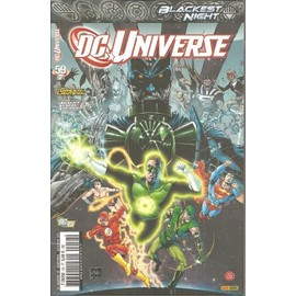 Dc ( D.C. ) Universe N� 59 :
