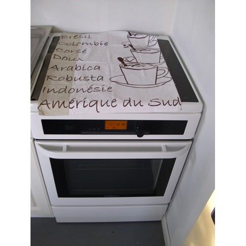 de dietrich dci 499 cuisini re induction achat et vente. Black Bedroom Furniture Sets. Home Design Ideas