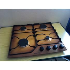 de dietrich dte710f table de cuisson au gaz pas cher priceminister. Black Bedroom Furniture Sets. Home Design Ideas