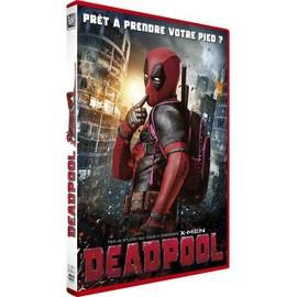 Petite annonce Deadpool - Dvd + Digital Hd - Tim Miller - 35000 RENNES