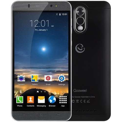 Gooweel m3 d bloqu 2 5d cran arc mtk6580 t l phone for Photo ecran android 6