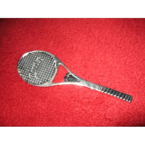 Decapsuleur perrier forme raquette de tennis achat et vente - Choisir sa raquette de tennis de table ...