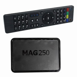d codeur iptv set box top mag 250 sti7105 pas cher priceminister rakuten. Black Bedroom Furniture Sets. Home Design Ideas