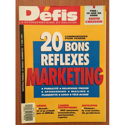 Defis 85 20 Bons Reflexes Marketing 1115541936 L