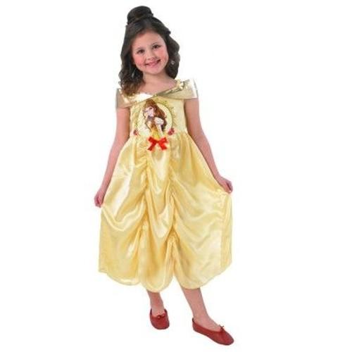 d guisement princesses disney panoplie classique storytime belle 3 4 ans. Black Bedroom Furniture Sets. Home Design Ideas