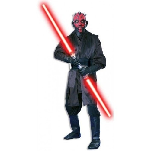 déguisement sith star wars homme
