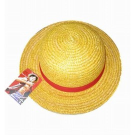 D�guisement One Piece Cosplay Monkey D. Luffy Chapeau De Paille Taille Unique