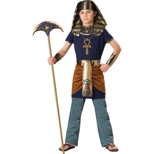 Déguisement Pharaon Pour Enfant - Premium 12 À 14 Ans - Achat et vente 8e7c9742c3dd