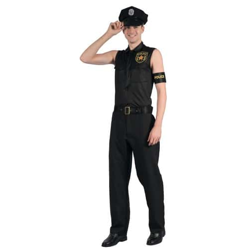 Déguisement Policier Sexy Homme Xl f9ff3a2ea484