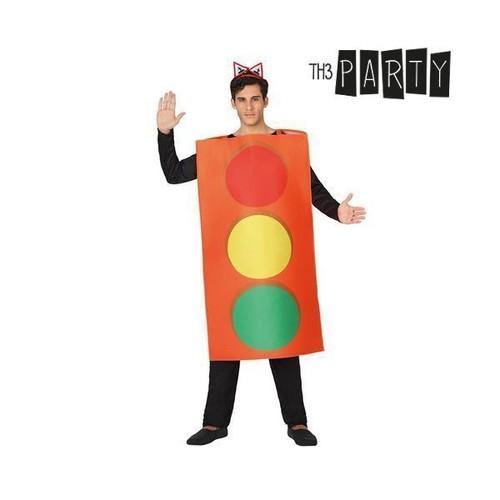 Déguisement Pour Adultes Feu Tricolore Costume Femme Et Homme Pas Cher