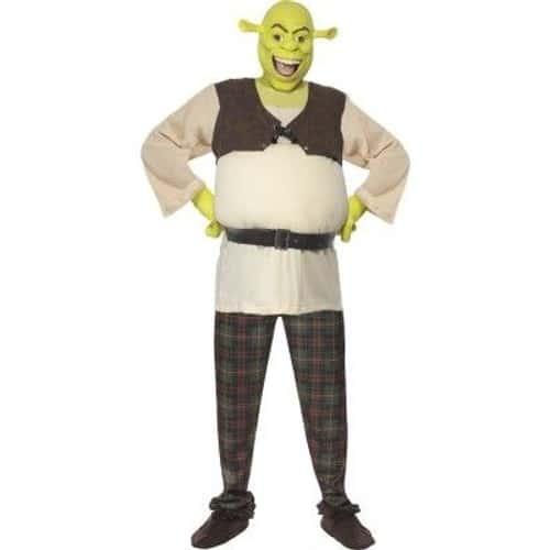 D guisement shrek adulte officiel costume monstre dessin - Dessin costume ...