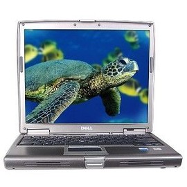 Dell Latitude D610 : Intel Centrino 1.86 Ghz / 1024 Mo / 80 Go / Combo DVD/CD-RW / 14.1 / WIFI / Windows XP Pro