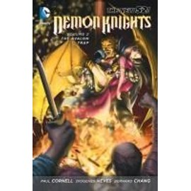 Demon Knights de Paul Cornell
